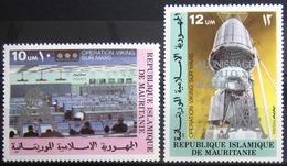 MAURITANIE                      N° 429/430                      NEUF** - Mauritanie (1960-...)