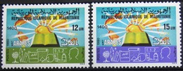 MAURITANIE                      N° 437/438                      NEUF** - Mauritanie (1960-...)