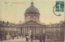 CPA Paris Institut De France - Arrondissement: 06