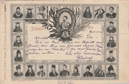 Salutari Din... - Kings / Princes - Romania