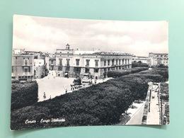 CORATO LARGO PLEBISCITO  1958 - Bari