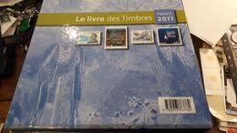 France Livre Des Timbres De L'année 2011 Complet Neuf - 2010-....