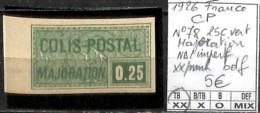 [847689]TB//**/Mnh-France 1926 - N° 78, 25c Vert, Majoration, ND/Imperf, Bdf - Neufs