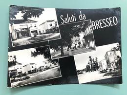 SALUTI DA BRESSEO ( FRAZIONE DI TEOLO  PADOVA) 1958 - Rovigo