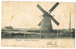 Roeselare : Panorama Notre Dame ( 2 Scans) - Roeselare