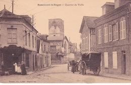 27-BEAUMONT-LE-ROGER- QUARTIER DE VIEILLE-ANIMÉE - Beaumont-le-Roger