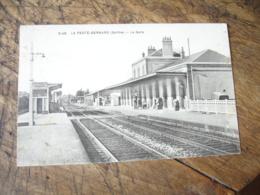 La Ferte Bernard Interieur Gare - France