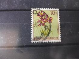CONGO BELGE YVERT N° 320 - 1947-60: Oblitérés