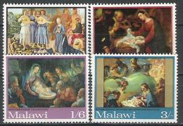 MALAWI N° YVERT 88/91  NEUF ** - Malawi (1964-...)