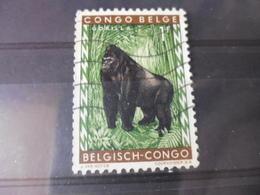 CONGO BELGE YVERT N° 354 - 1947-60: Oblitérés