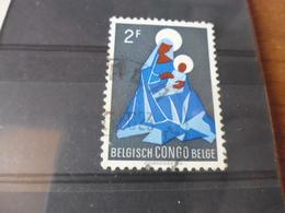 CONGO BELGE YVERT N° 364 - 1947-60: Oblitérés