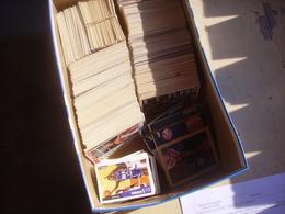 Tres Gros Lot De Plus De 1000 Cartes Basketball Plus Environ 150 Cartes Upperdeck 1996-1997 - Sports