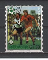PARAGUAY - Y&T Poste Aérienne N° 884° - Coupe Du Monde De Football - Espana 82 - Paraguay