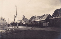 RPCP : Poelkapelle-Langemark, 2 Stoomtreinen, Train à Vapeur, Tram, Tram à Vapeur, Stoomtram ?. Photo Of Old Postcard - Trains