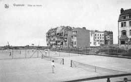 Westende - Villas Au Tennis (animée, Edit. Peeters) - Westende