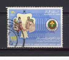 OMAN - Y&T N° 250° - Conférence Des Scouts Arabes - Oman
