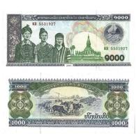 BILLET LAOS 1000 KIP - Laos