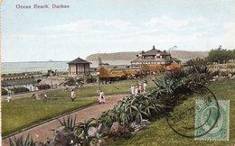 OCEAN BEACH,DURBAN-1923 - Sud Africa