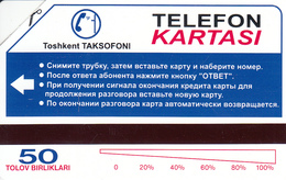 USBEKISTAN - Uzbekistán