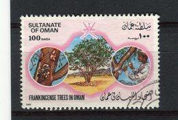 OMAN - Y&T N° 273° - L'arbre à Encens - Oman