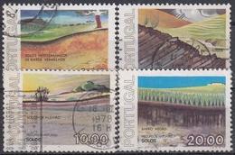 PORTUGAL 1978 Nº 1373/76 USADO - Used Stamps
