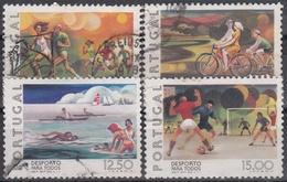 PORTUGAL 1978 Nº 1387/90 USADO - Used Stamps