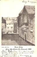 Vieux Liège - Place Ste Claire - Le Couvent 1880 (D T L 1901) - Liege