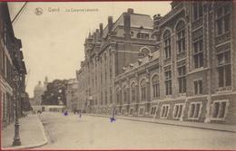 (Lees Ook De Tekstzijde!) Gent Gand La Caserne Leopold Kazerne Belgisch Leger Animee Belgian Army Armee Belge - Casernes