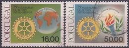PORTUGAL 1980 Nº 1458/59 USADO - 1910-... Republic