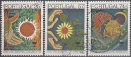 PORTUGAL 1987 Nº 1694/96 USADO - 1910-... Republic
