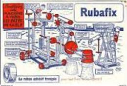 Buvard - Rubafix - Stationeries (flat Articles)