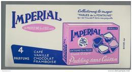 Buvard - Impérial - Cake & Candy