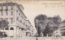 TORINO-CORSO OPORTO-CARTOLINA  VIAGGIATA IL 13-12-1909 - Italia