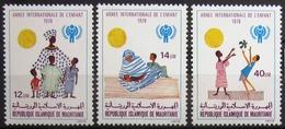 MAURITANIE                      N° 422/424                      NEUF** - Mauritanie (1960-...)