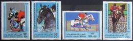 MAURITANIE                      N° 446/449                      NEUF** - Mauritanie (1960-...)