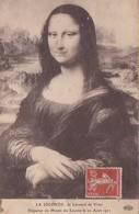 CPA - Le Louvre : La Joconde - Musées