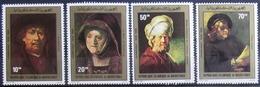 MAURITANIE                      N° 454/457                      NEUF** - Mauritanie (1960-...)