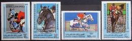 MAURITANIE                      N° 462/465                      NEUF** - Mauritanie (1960-...)