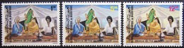 MAURITANIE                      N° 458/460                      NEUF** - Mauritanie (1960-...)