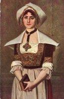 POLSKA-WARSZAWA-BRETONKA - Costumi