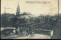 Mezieres Chaleville Le Pont De Pierre - France