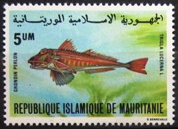 MAURITANIE                      N° 482                      NEUF** - Mauritanie (1960-...)