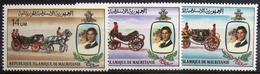 MAURITANIE                      N° 477/479                      NEUF** - Mauritanie (1960-...)