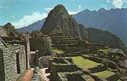 PERU-MACHUPICCHU - Perù