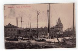 Bruxelles.  Yachts De Promenade 1913 - Brüssel (Stadt)