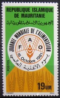 MAURITANIE                      N° 490                      NEUF** - Mauritanie (1960-...)