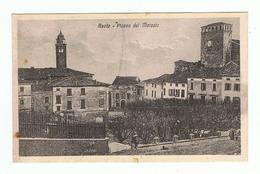 ASOLO (TV):  PIAZZA  DEL  MERCATO  -  FP - Piazze Di Mercato