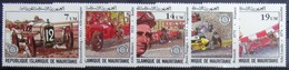 MAURITANIE                      N° 491/495                      NEUF** - Mauritanie (1960-...)