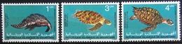 MAURITANIE                      N° 501/503                      NEUF** - Mauritanie (1960-...)