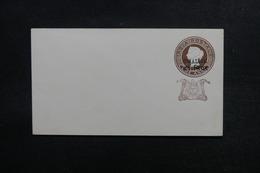 INDE / GWALIOR - Entier Postal Type Victoria Surchargé , Non Voyagé - L 53352 - Gwalior